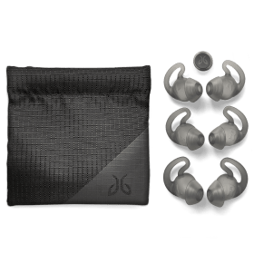 Replacement Tarah Pro Ear Gels, cable cinch, and pouch