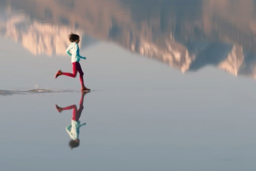 Berlari untuk Menjelajahi