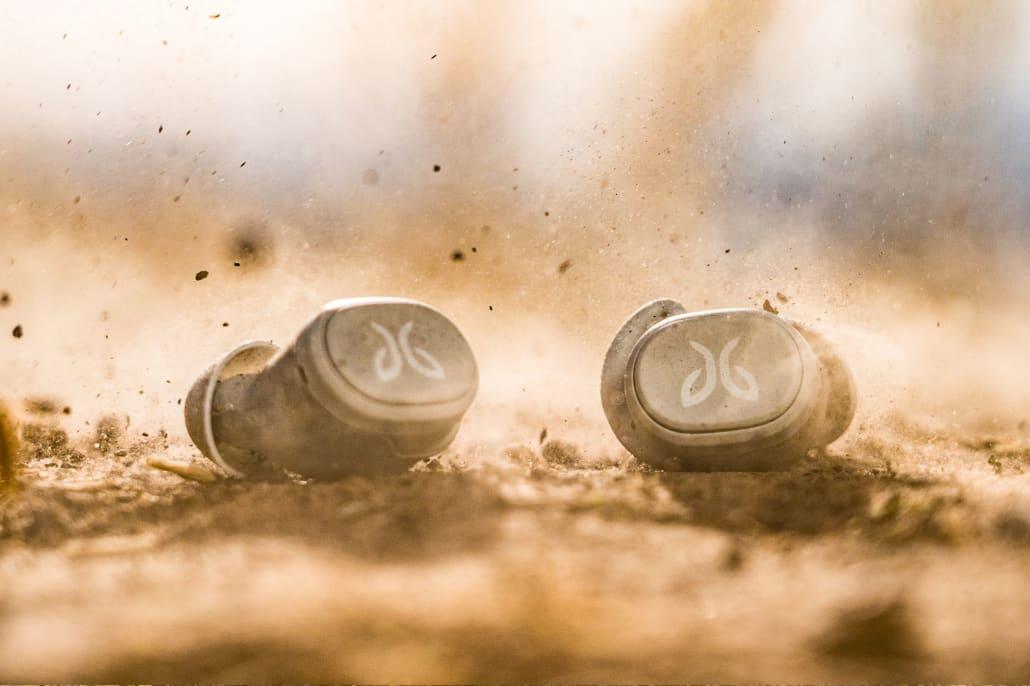 Earthproof: sand og støv