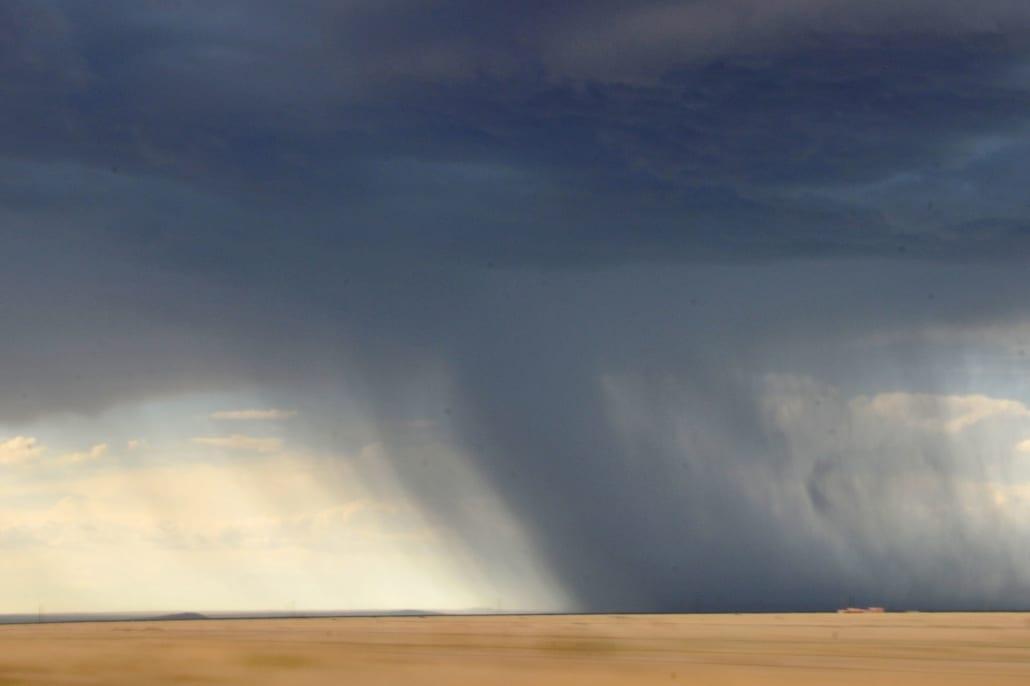 Earthproof: vind og regn