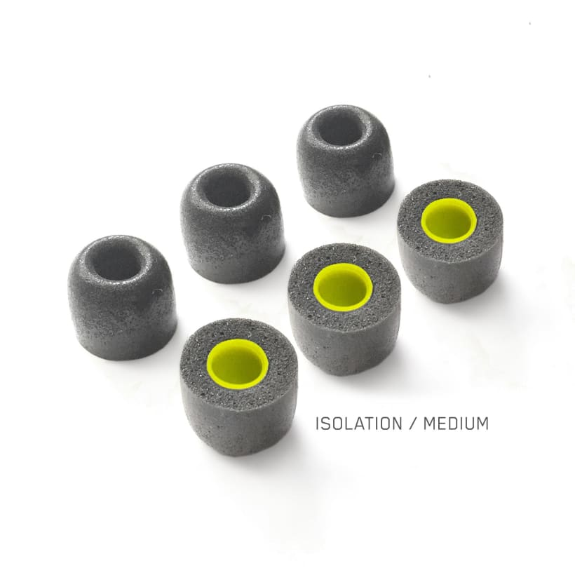 Comply - Medium ISOLATION