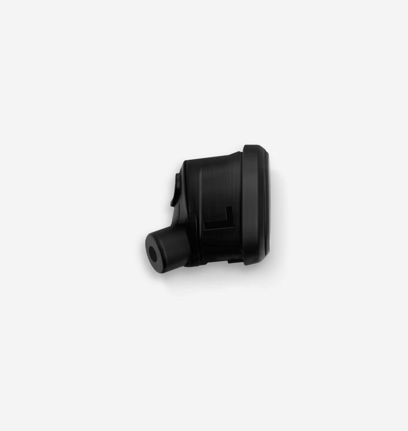 Vista - Black Left Earbud