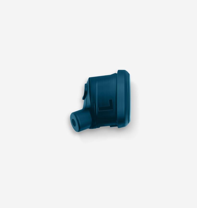Vista - Mineral Blue Left Earbud