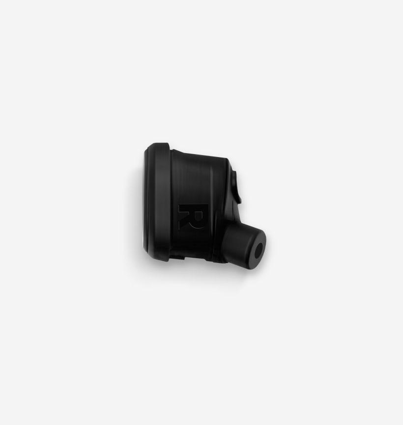 Vista - Black Right Earbud