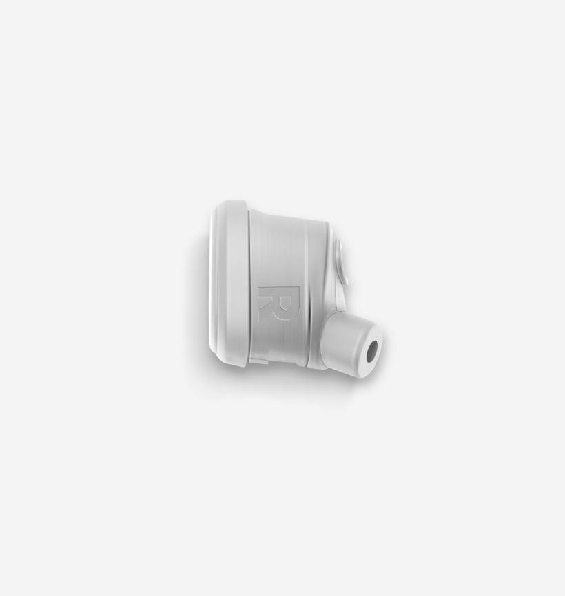 Vista - Nimbus Gray Right Earbud