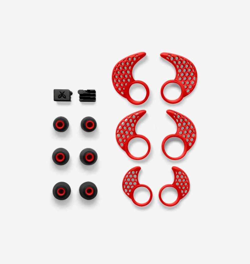 X2 Buds - Fire/Red