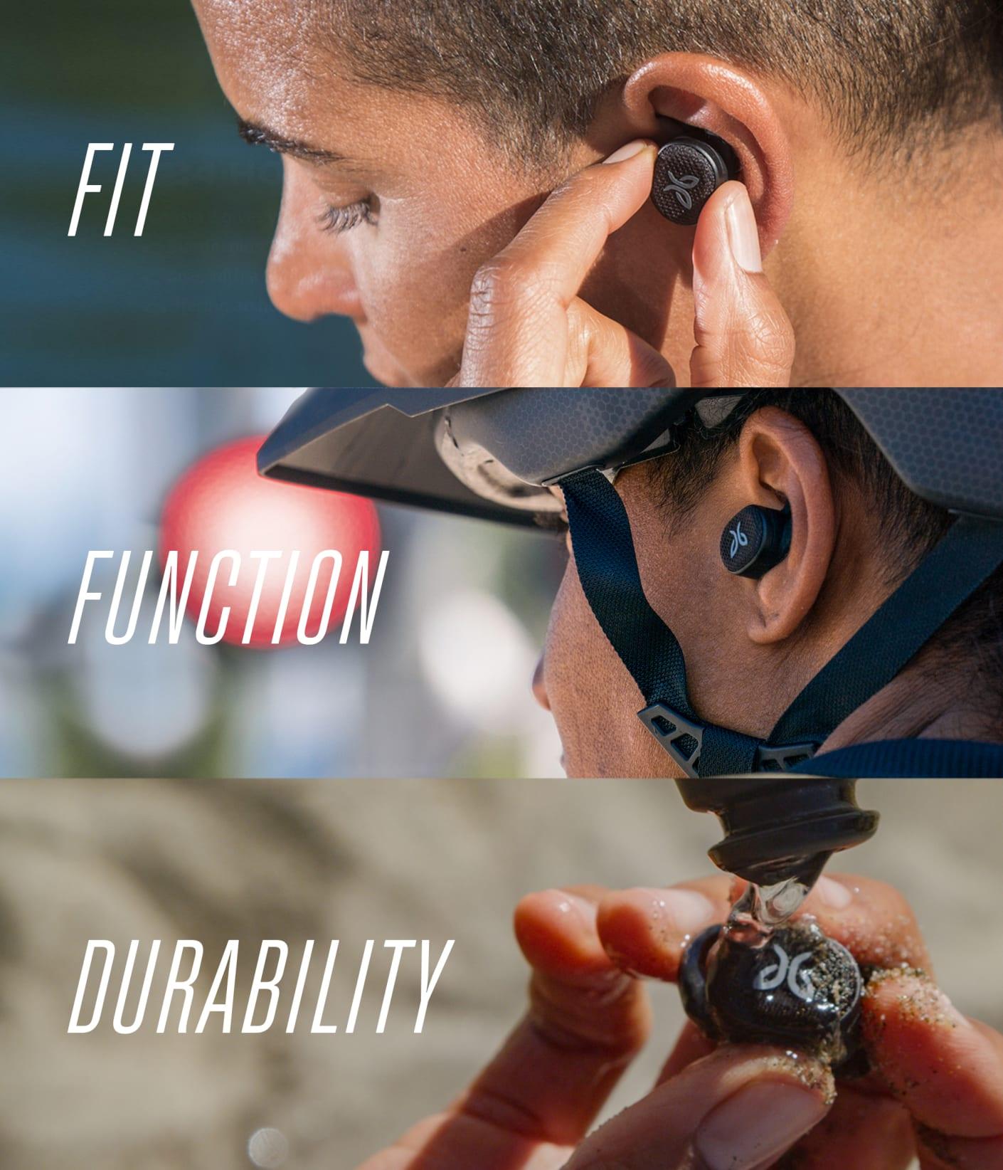 Wireless Headphone Runner
